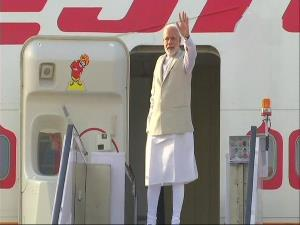 PM Modi leaves for Russia to have informal summit...