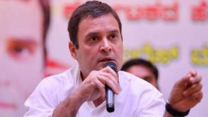 Rahul Gandhi slams Centre over farmers protest