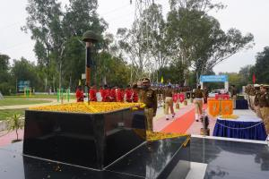 CRPF celebrates 80th Raising Day
