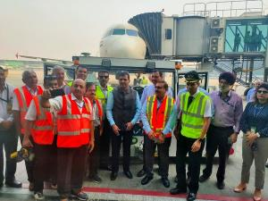 Air India becomes first airline globally to use