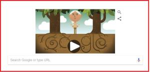 Earth Day Google doodle delivers hopeful message ...