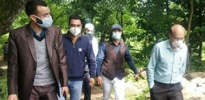 Director RDD Kashmir inspects ongoing works in Ku...