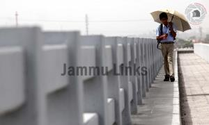 Jammu records hottest day of season