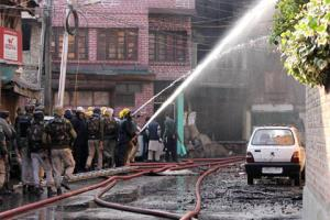 Srinagar Police issues advisory to the people liv...