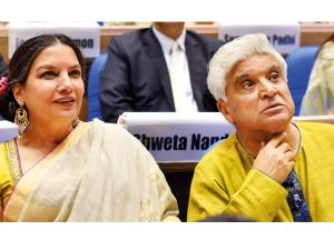 Javed Akhtar shocked to find his name on