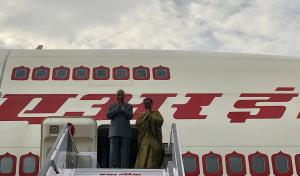 President Kovind embarks on state visit to Croati...