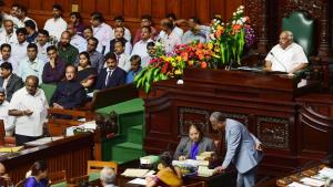 Karnataka Assembly fails to meet Governor