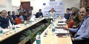 Jugal chairs Airport Advisory Committee meeting a...