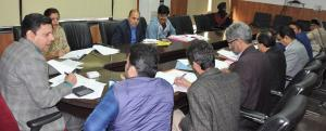 Newly sanctioned Degree Colleges: Div Com Jammu r...