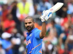 Dhawan ruled out of New Zealand T20s due to shoul...