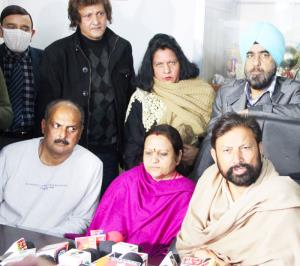 Jammu suffered most under BJP rule: Lal Singh