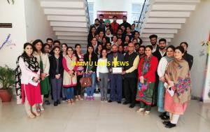ICccR & HRM, JU organises Interactive session