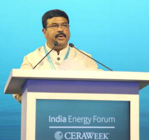 Dharmendra Pradhan nudges Finance Minister  to in...