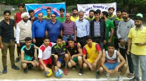 Bakhtar Club wins opening Volleyball tie