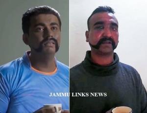 Pakistan TV channel uses Abhinandan spoof ahead o...