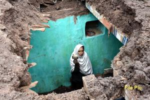 Multiple houses damaged in Pak shelling along LoC...