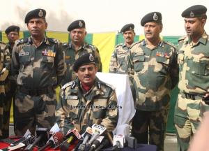 War like, tense situation on LoC, IB; jawan