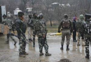 Two terrorists killed in encounter with security ...