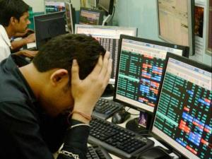 Sensex plummets 1,375 pts; Nifty ends below 8,300