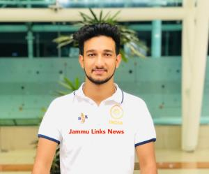Udhampur boy in Indian Handball team