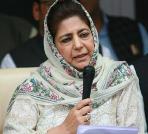 Setback for Mehbooba Mufti as three more senior P...