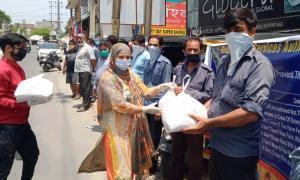 DLSA Jammu distributes dry ration among families ...