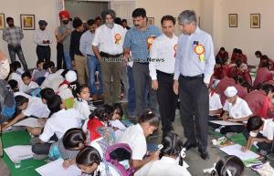 MVD organises painting competition for school chi...