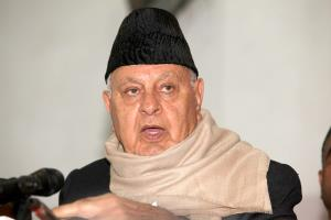 Govt indifferent to J&K youth's plight: Farooq Ab...