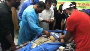 Two cops martyred, as many civilians killed as te...