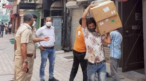 Oxygen concentrators seized from Delhi