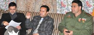 RO reviews election preparedness at Baramulla