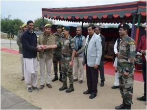 Army provisions Solar Lights to Awam