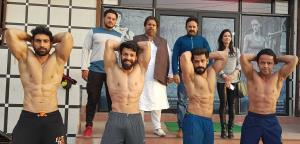 Body Building team leaves for Mr North India meet