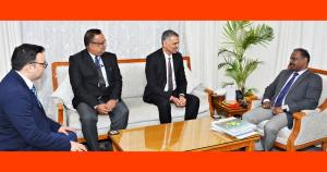 GM SBI calls on Lt Governor