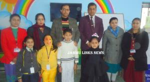 MLZS organises Inter House role play competition