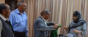 CEC, LAHDC, Leh calls on Mehbooba Mufti