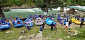3-day Rouf Memorial State Rafting championship be...