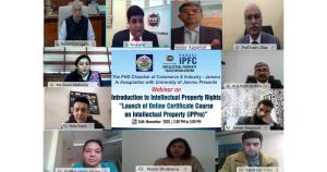PHDCCI Jammu and JU holds Webinar