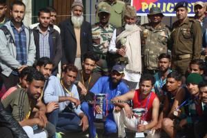 Army organises Volleyball Match