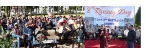 UTDRF 2nd Bn. Jammu celebrates 8th Annual Raising...