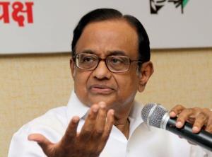 Chidambaram attacks govt on high petrol prices