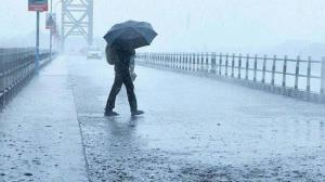 IMD predicts heavy rainfall at isolated places in...