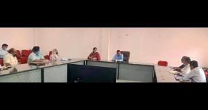 DDC Samba reviews progress under District Capex b...