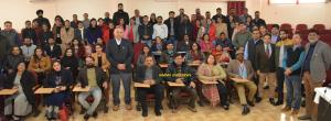 SMVDU organises workshop on Communication Skills