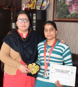 Remote village girl from Reasi shines at National...