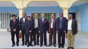 Jaishankar in Niger: Meets Foreign Minister, visi...