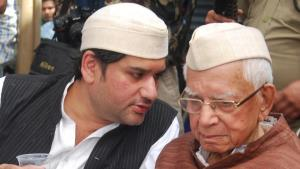 Wife of ND Tiwari's son Rohit Shekhar a prime sus...
