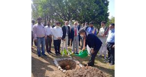 """Peepal Tree"" plantation drive held in High Court..."