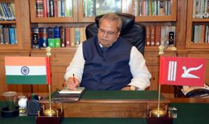 Governor greets people on Mahanavami and Dussehra