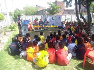 JSS Kathua celebrates Earth day